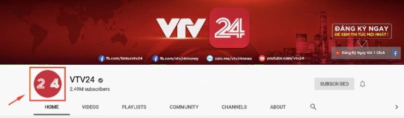 Ngoài Cover Art thì Channel Icon cũng có mức độ quan trọng không kém.