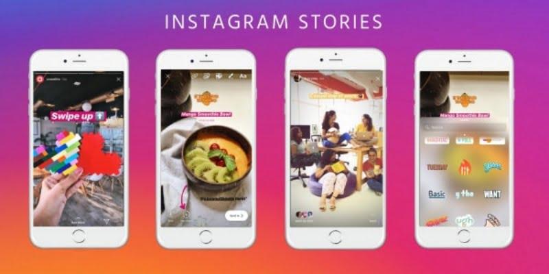 Phê duyệt nội dung trên Instagram Stories.