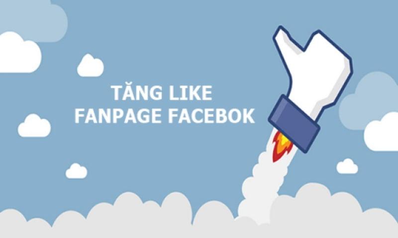 Tìm hiểu cách để tăng like fanpage.