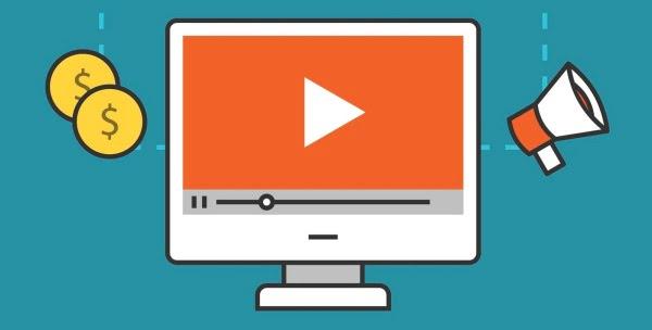 Mareketing có ảnh hưởng rất quan trọng trong kinh doanh kiếm tiền từ YouTube.