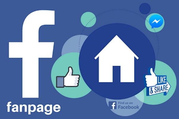 Tạo Fanpage Facebook dễ dàng bằng điện thoại.
