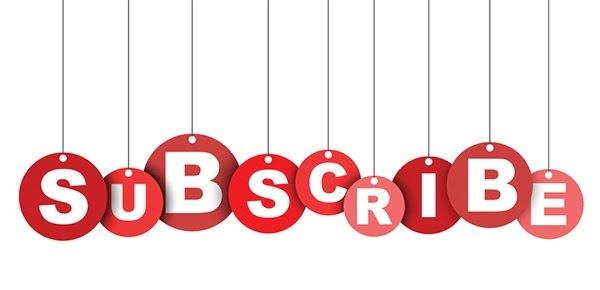 Subscribe là việc người xem đăng ký kênh Youtube.